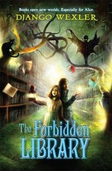 The Forbidden Library big